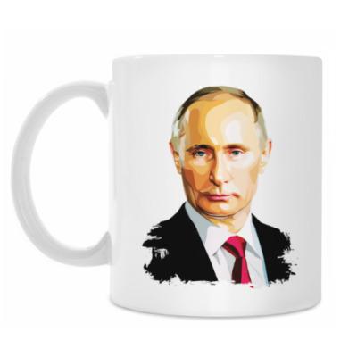 Кружка Путин