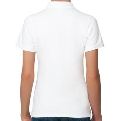 Рубашка поло (жен.) Logo