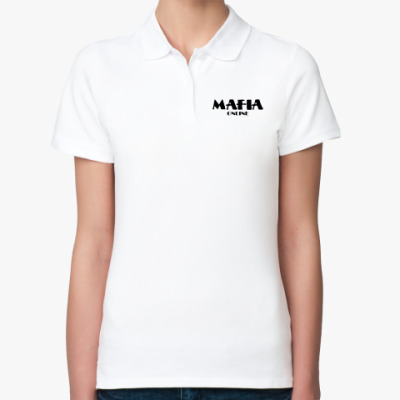 Женская рубашка поло Рубашка поло (жен.) Logo