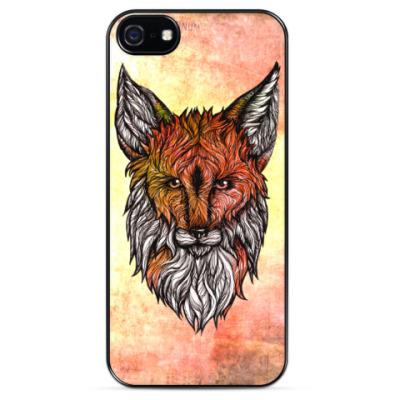 Чехол для iPhone Лесной Лис