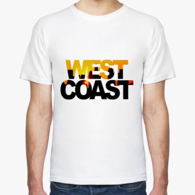 Футболка West Coast