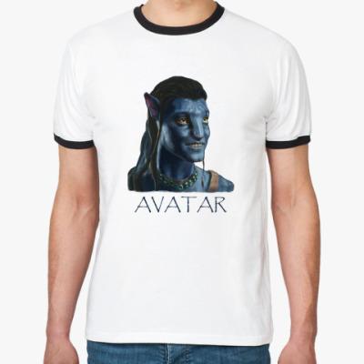 Футболка Ringer-T  Avatar