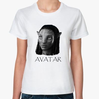 Классическая футболка  Neytiri