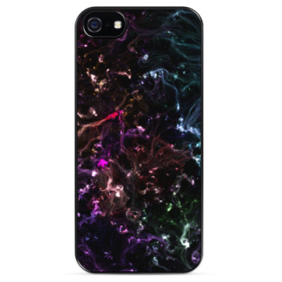Чехол для iPhone  Вселенная, Космос, Галактика, Звёзды, Планеты