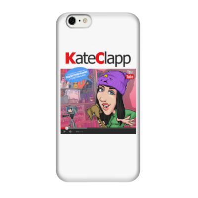 Чехол для iPhone 6/6s Кейт Клэп