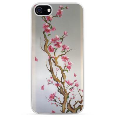 Чехол для iPhone Ветка сакуры