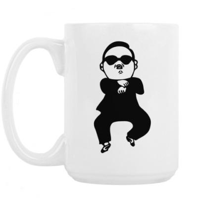 Кружка В стиле гангнам (gangnam)