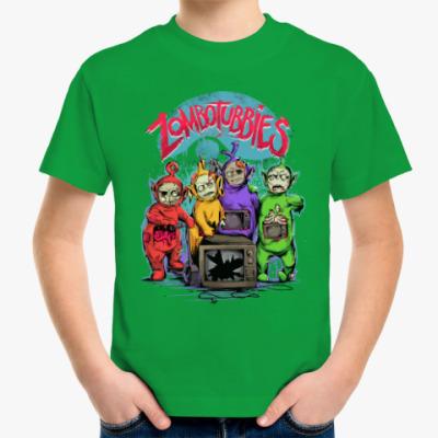 Детская футболка Зомбопузики