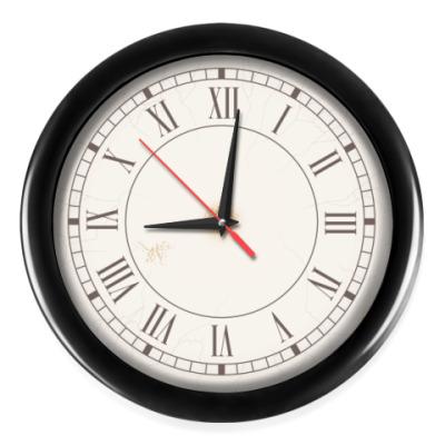 Настенные часы Английская пунктуальность