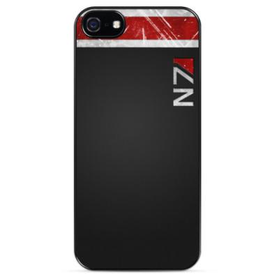 Чехол для iPhone N7 Mass Effect