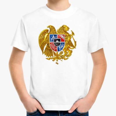 Детская футболка Coat J