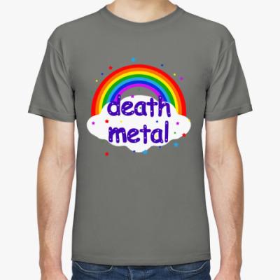 Футболка Death Metal