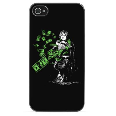 Чехол для iPhone Тирион и деньги