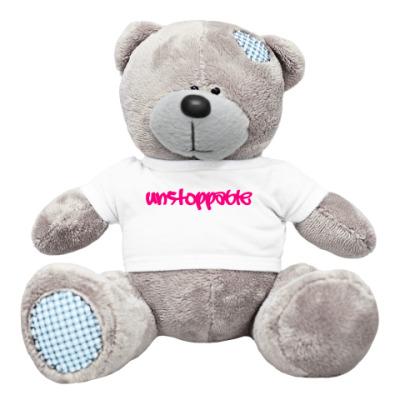 Плюшевый мишка Тедди Unstoppable Bear