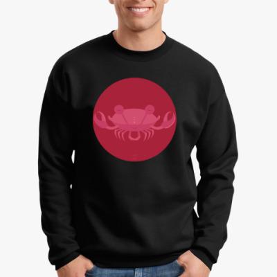 Свитшот Animal Zen: C is for Crab