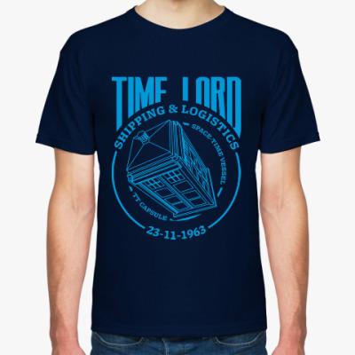 Футболка Time Lord