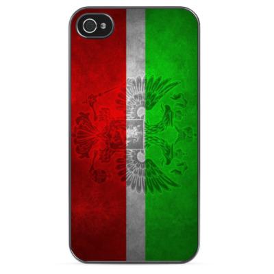 Чехол для iPhone Флаг Татарстана
