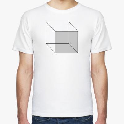 Футболка Волшебный куб