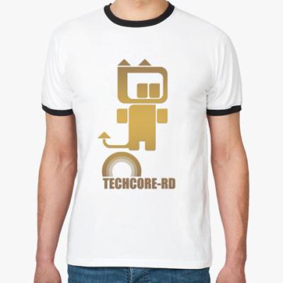 Футболка Ringer-T Techcore-RD