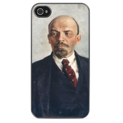 Чехол для iPhone Владимир Ильич Ленин