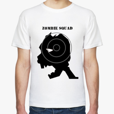 Футболка zombie squad
