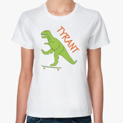 Классическая футболка TYRANT