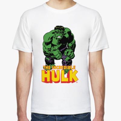 Футболка The Incredible Hulk / Невероятный Халк