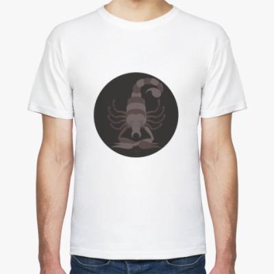 Футболка Animal Zen: S is for Scorpion