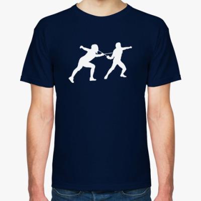 Футболка Фехтовальщики