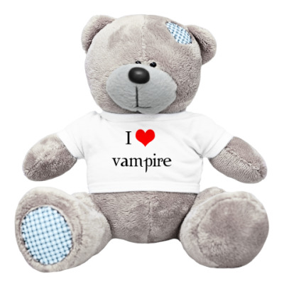 Плюшевый мишка Тедди Мишка (Vampire)