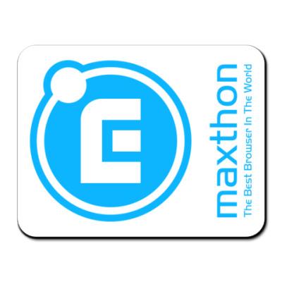 Коврик для мыши Maxthon-коврик для мыши!