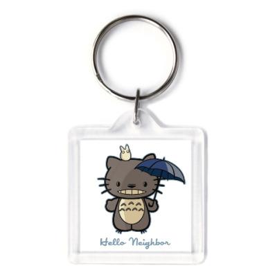 Hello Totoro