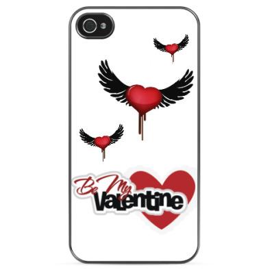 Чехол для iPhone Hearts