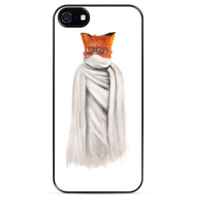 Чехол для iPhone Fox (Лис)