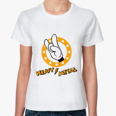 Классическая футболка Mouse Metal