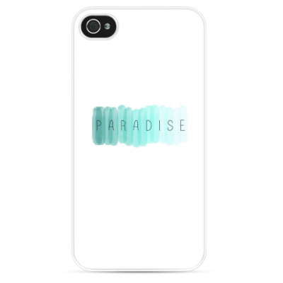 Чехол для iPhone PARADISE