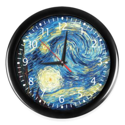 Часы Звездная ночь, Ван Гог.