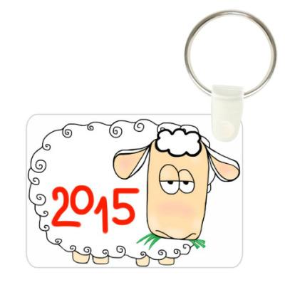 Новогодняя овечка