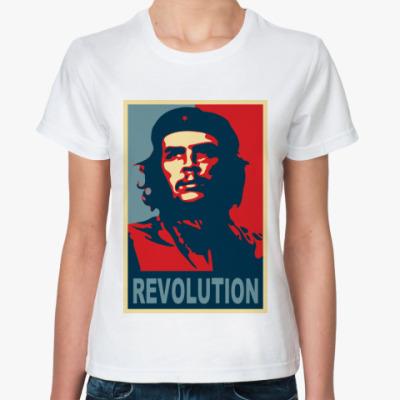 Классическая футболка Che Guevara (Obama style)