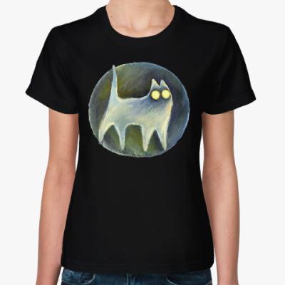 Женская футболка 'Который рядом'