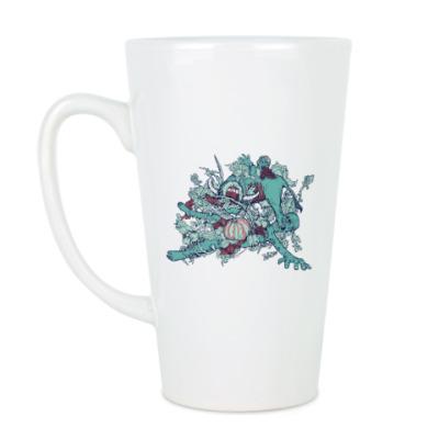 Чашка Латте Industrial-Art