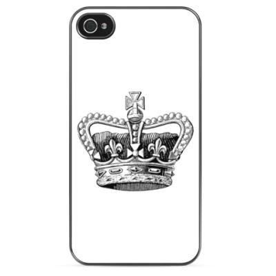 Чехол для iPhone Корона