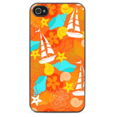 Чехол для iPhone Морская Фантазия