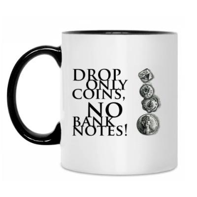 Кружка Для коллекционера монет
