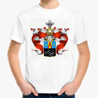 Детская футболка Анохин