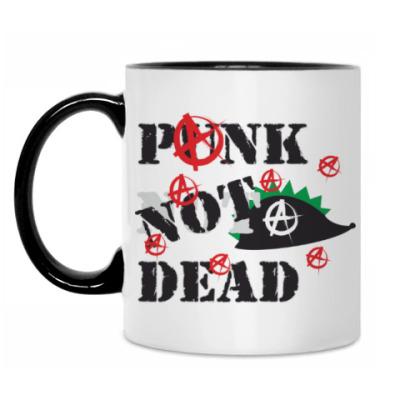 Кружка punk ёж
