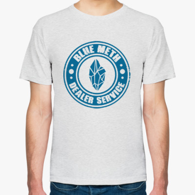 Футболка Blue meth dealer