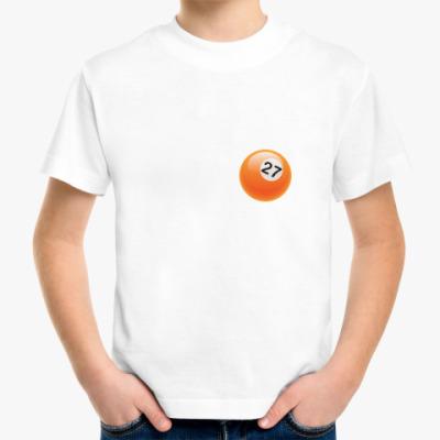Детская футболка Шар 27