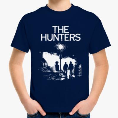 Детская футболка The Hunters