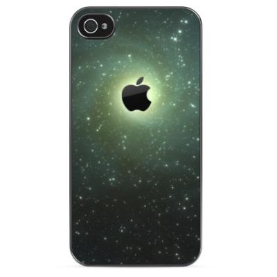 Чехол для iPhone Вселенная Apple